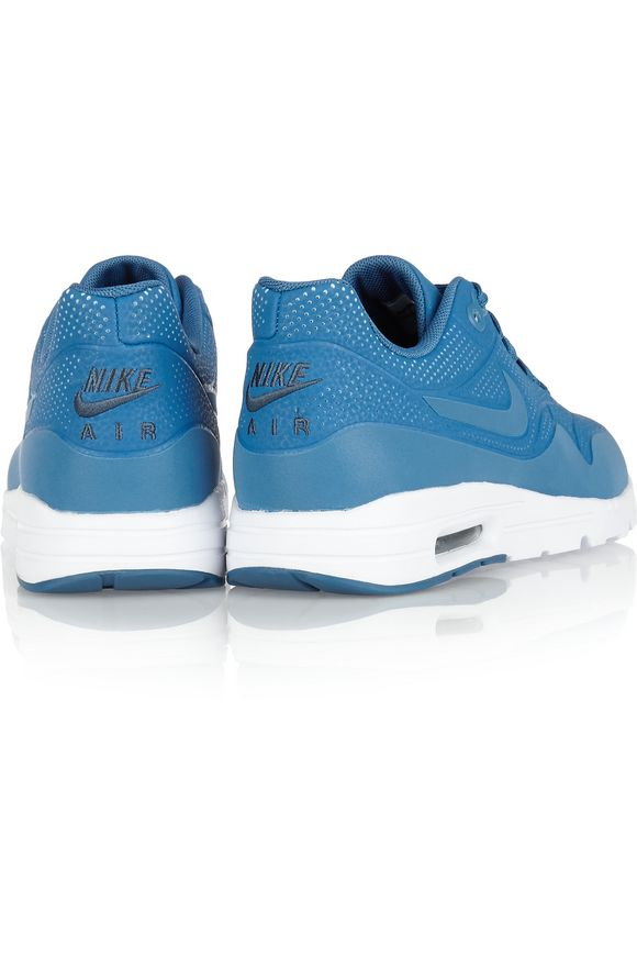 Air Max 1 Ultra Moire faux suede sneakers | NIKE | Sale up to 70% off | THE  OUTNET