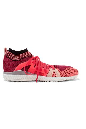 ADIDAS by STELLA McCARTNEY Crazy Move Bounce mesh sneakers