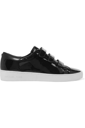 MICHAEL MICHAEL KORS Craig patent-leather sneakers
