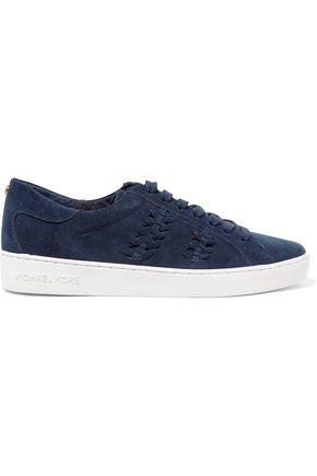 MICHAEL MICHAEL KORS Stevie suede sneakers