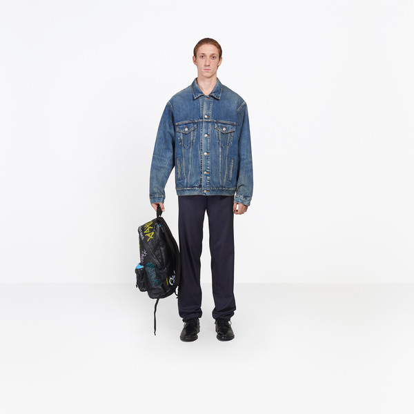 Veste Big Denim Patch