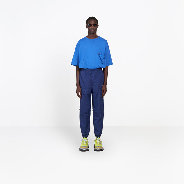 Zipped Tracksuit Pants