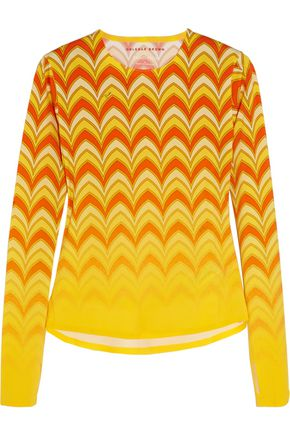 ORLEBAR BROWN + Emilio Pucci Luisa printed rash guard