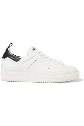 GOLDEN GOOSE DELUXE BRAND Starter leather sneakers
