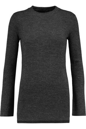 BY MALENE BIRGER Allium stretch-knit sweater