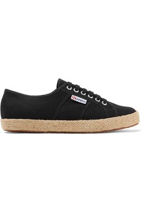 SUPERGA® Canvas espadrille sneakers