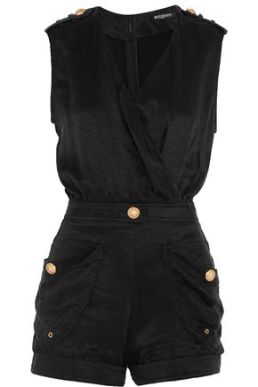 BALMAIN Playsuits