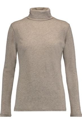MAJESTIC Cashmere turtleneck top