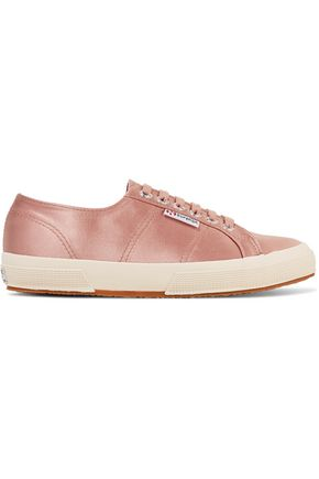 SUPERGA® Satin sneakers