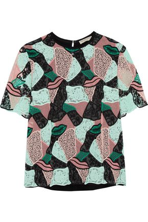 EMILIO PUCCI Short Sleeved