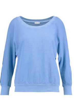 SPLENDID Cutout cotton sweater