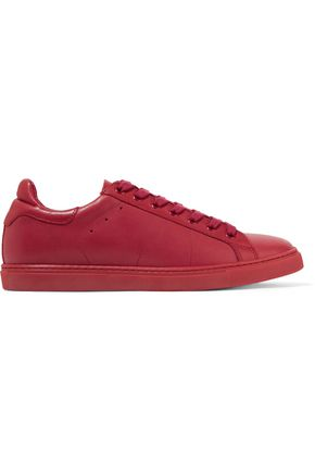 IRO Nine leather sneakers