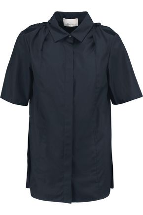 3.1 PHILLIP LIM Cotton-poplin top