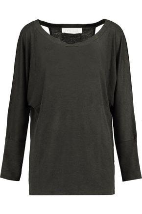 IRO Cutout modal-blend T-shirt