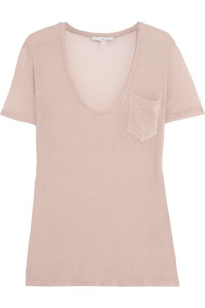 IRO Emmy stretch-jersey T-shirt