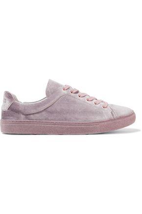SCHUTZ Orianda velvet sneakers