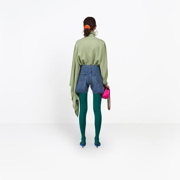 BALENCIAGA Denim D Standard Shorts h