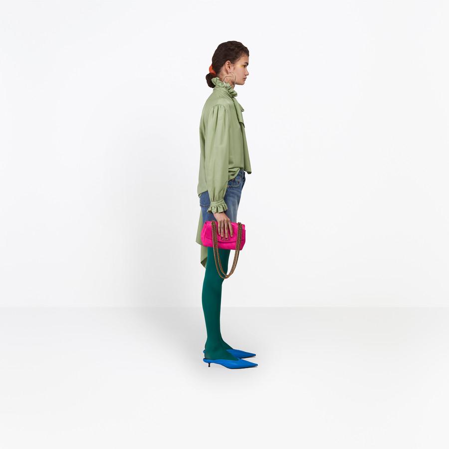 BALENCIAGA Standard Shorts Denim Woman i