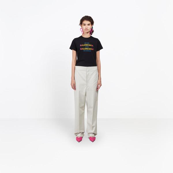 BALENCIAGA Pants Woman Mariner Pants g