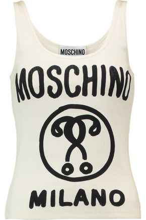 MOSCHINO COUTURE Sleeveless