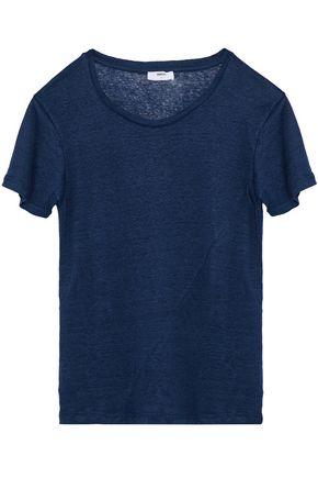 MIKOH Slub linen-jersey T-shirt