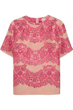 REDValentino Short Sleeved
