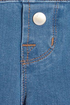 J BRAND Stretch-denim shorts
