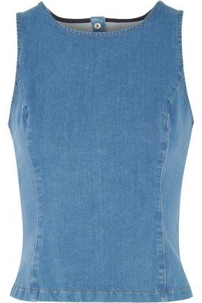 J BRAND Clementine denim top