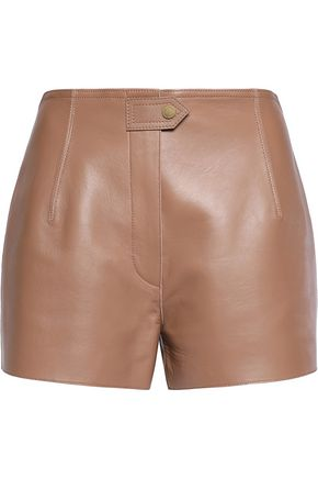 BELSTAFF Batley leather shorts