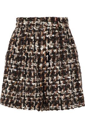 DOLCE & GABBANA Tweed shorts