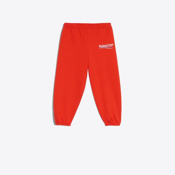 BALENCIAGA Pants E Kids -Jogging Pants g