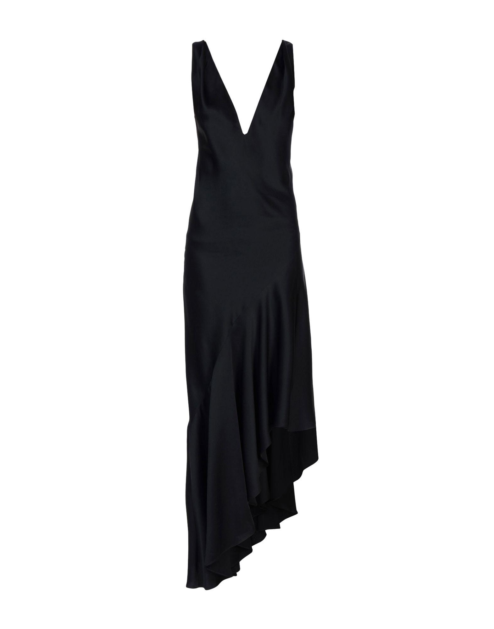 HAIDER ACKERMANN Платье до колена цена 2017
