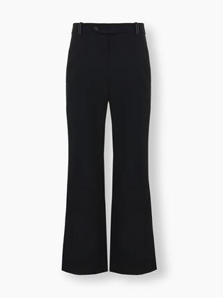 Slightly flared pants