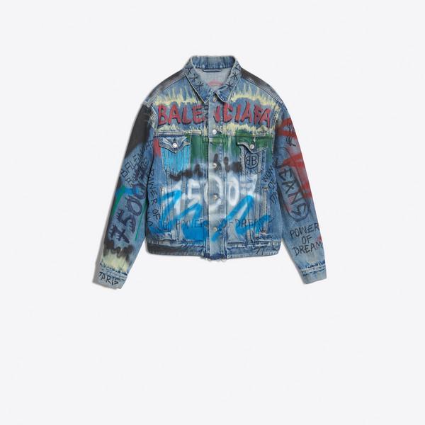 Like a Man Logo Jacket