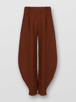 Loose cargo pants