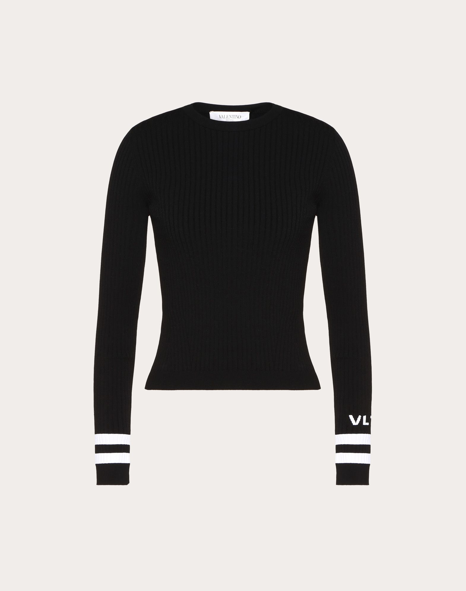 VLTN Stretch Viscose Sweater