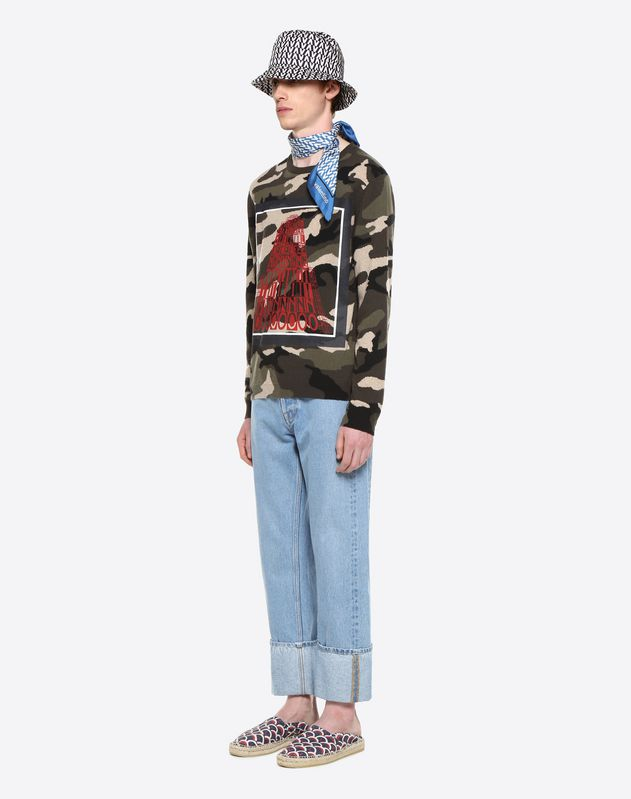 VALENTINO TOWER JUMPER