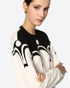 Graphic Shade Sweater