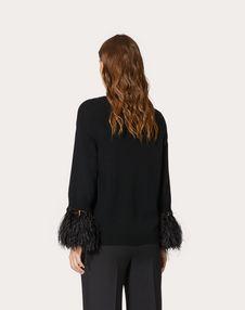 Embellished Cashmere Jumper