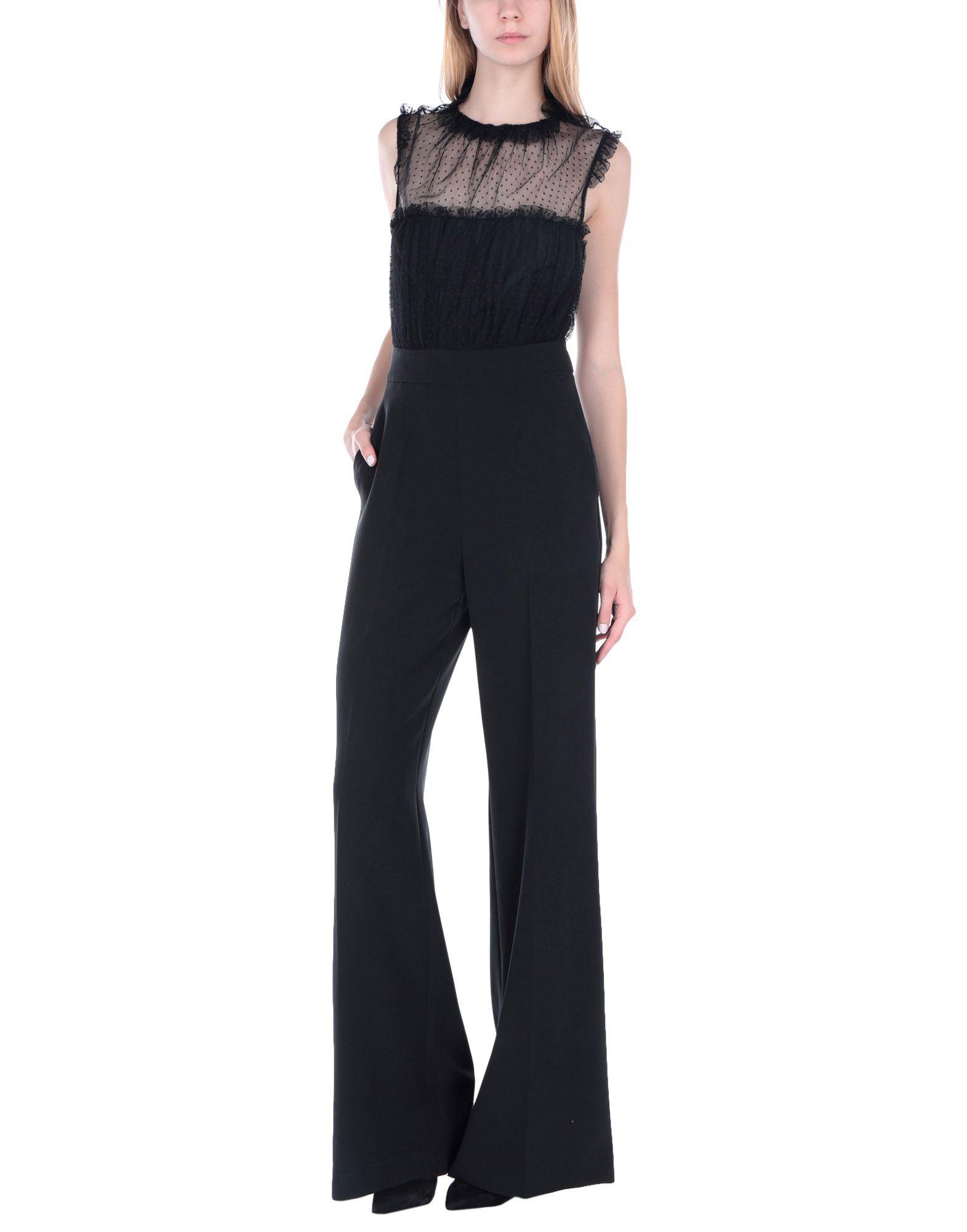 Фото - IT'S A PARTY DRESS Комбинезоны без бретелей black sexy mesh stitching swing party dress