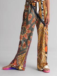 Pyjama-style pants