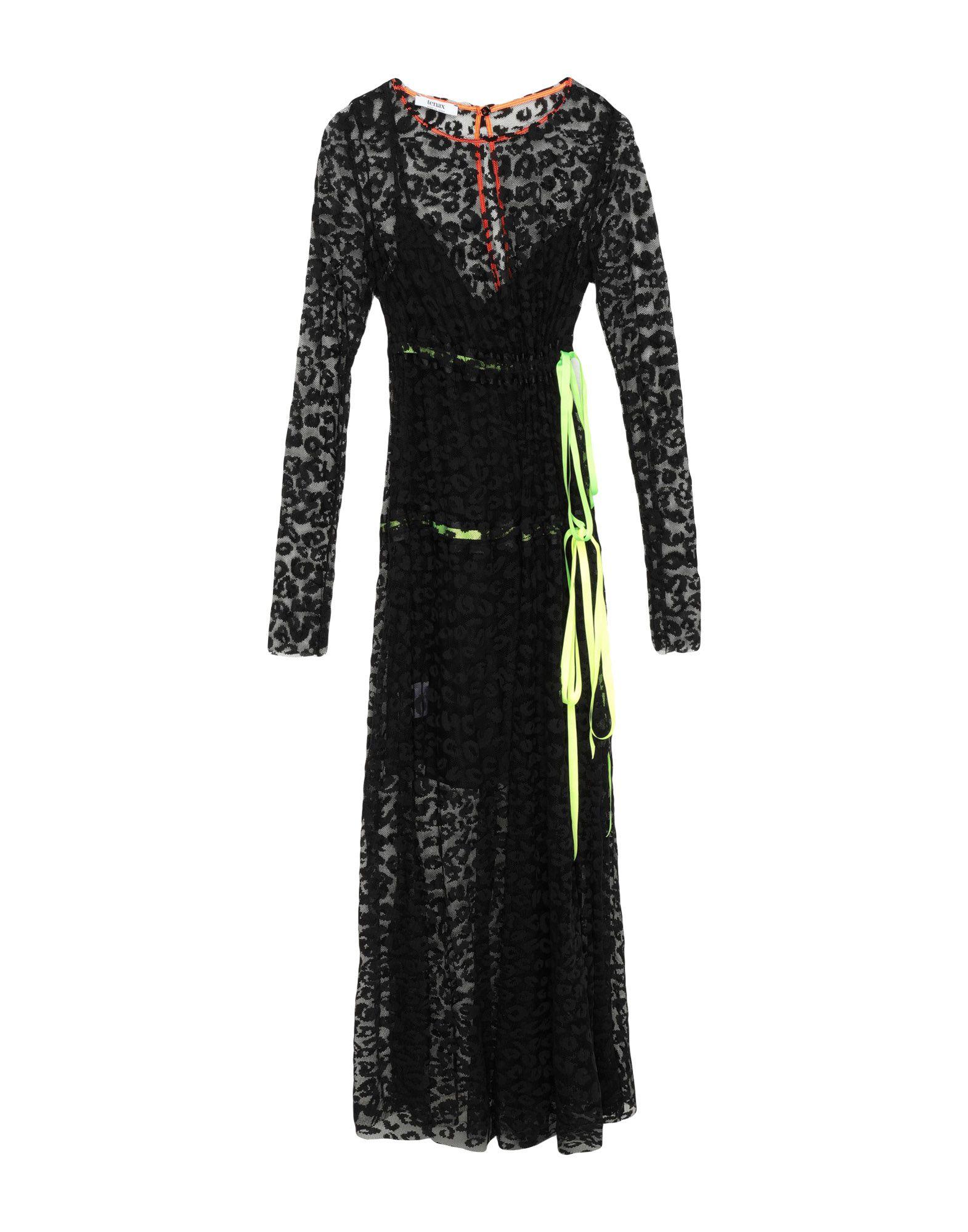 TENAX Длинное платье oz10 длинное платье