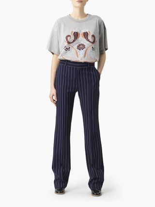 Long tailored pants