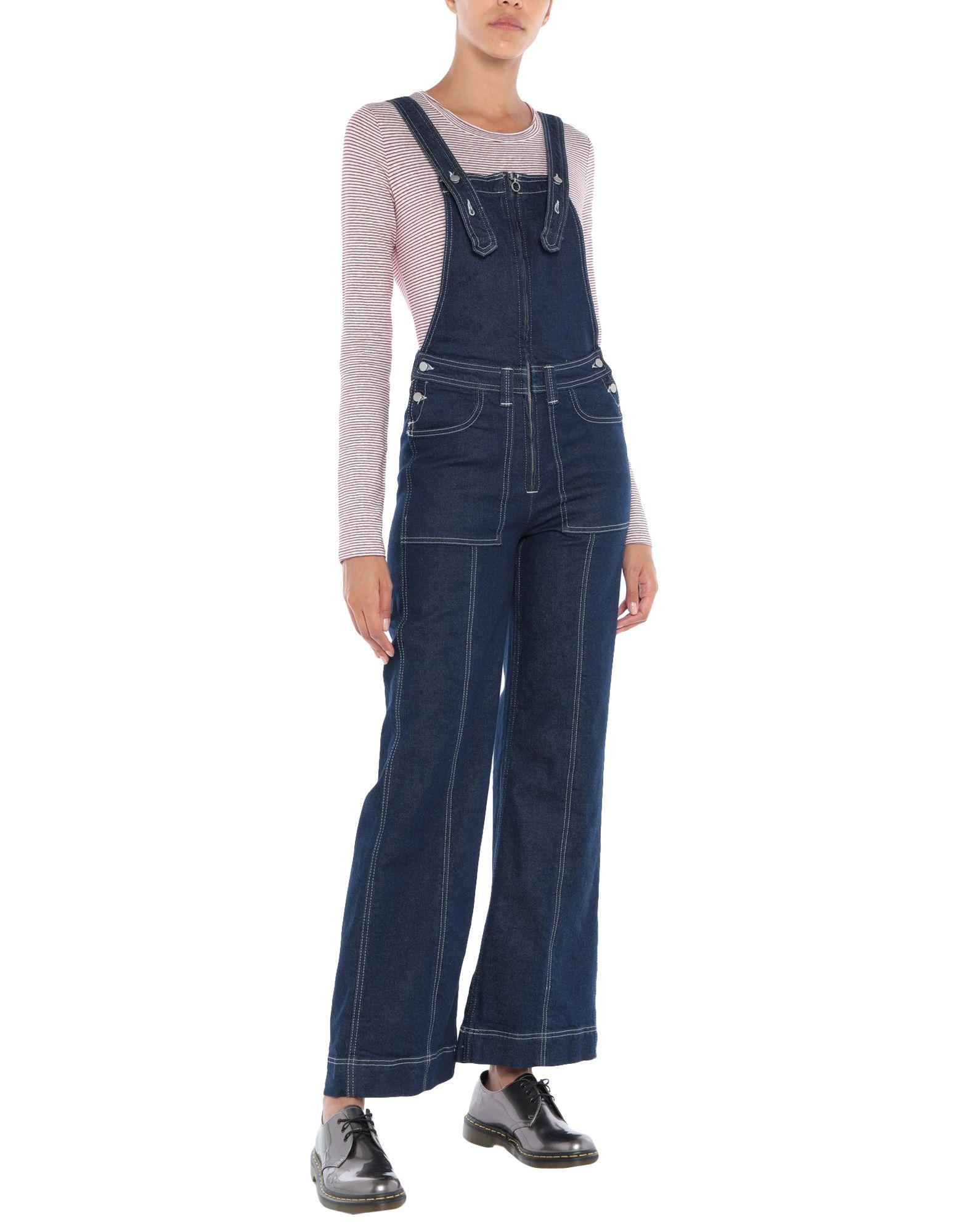 PEPE JEANS Брючный комбинезон tommy jeans брючный комбинезон
