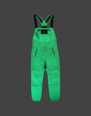 STONE ISLAND JUNIOR DUNGAREE Man F0141 GLOW IN THE DARK  f