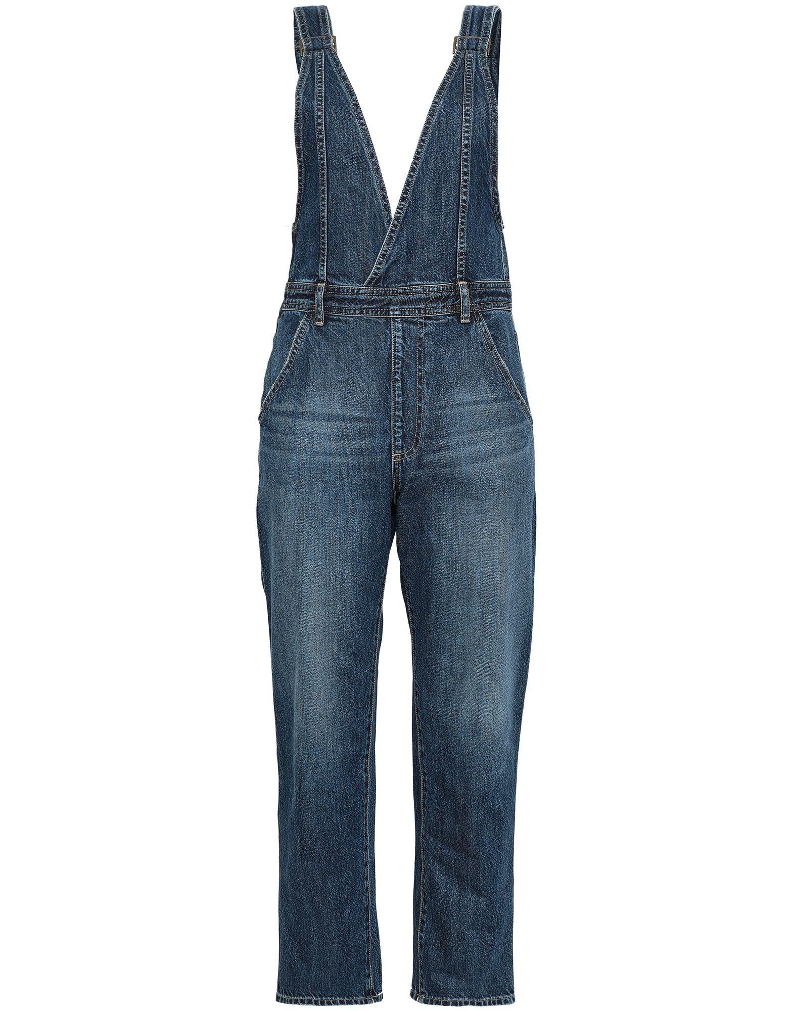 AG JEANS Комбинезоны без бретелей calvin klein jeans комбинезоны без бретелей