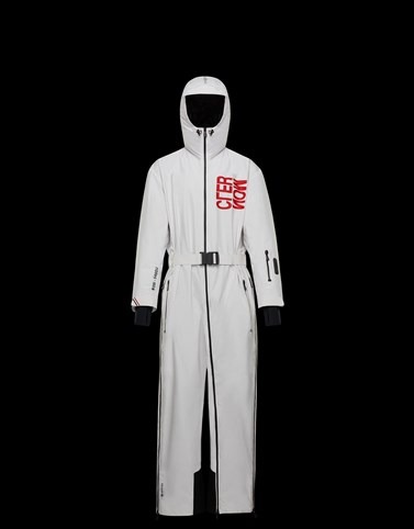 SKI SUIT White Genius Man