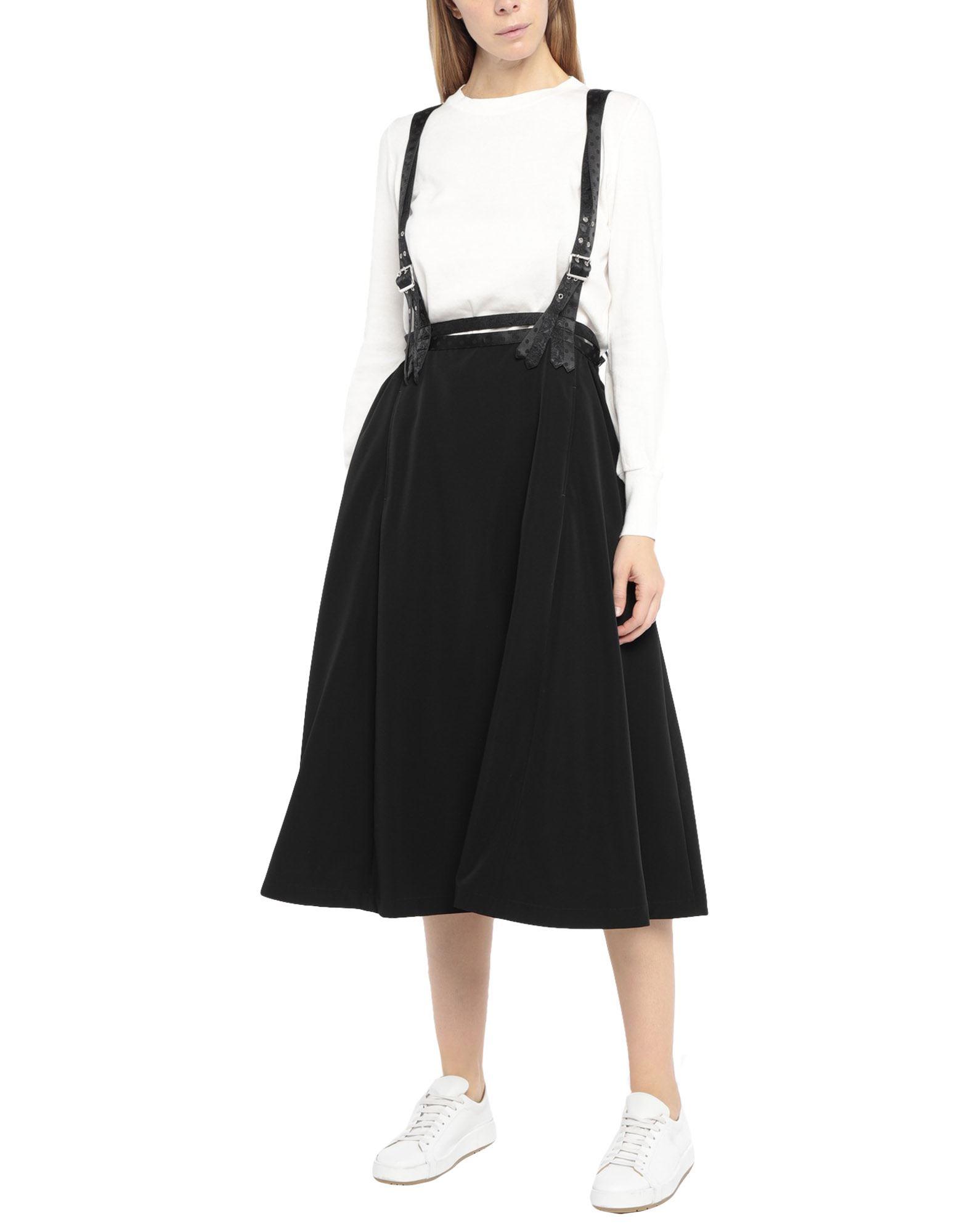 Фото - NOIR KEI NINOMIYA Юбочный комбинезон noir kei ninomiya платье до колена