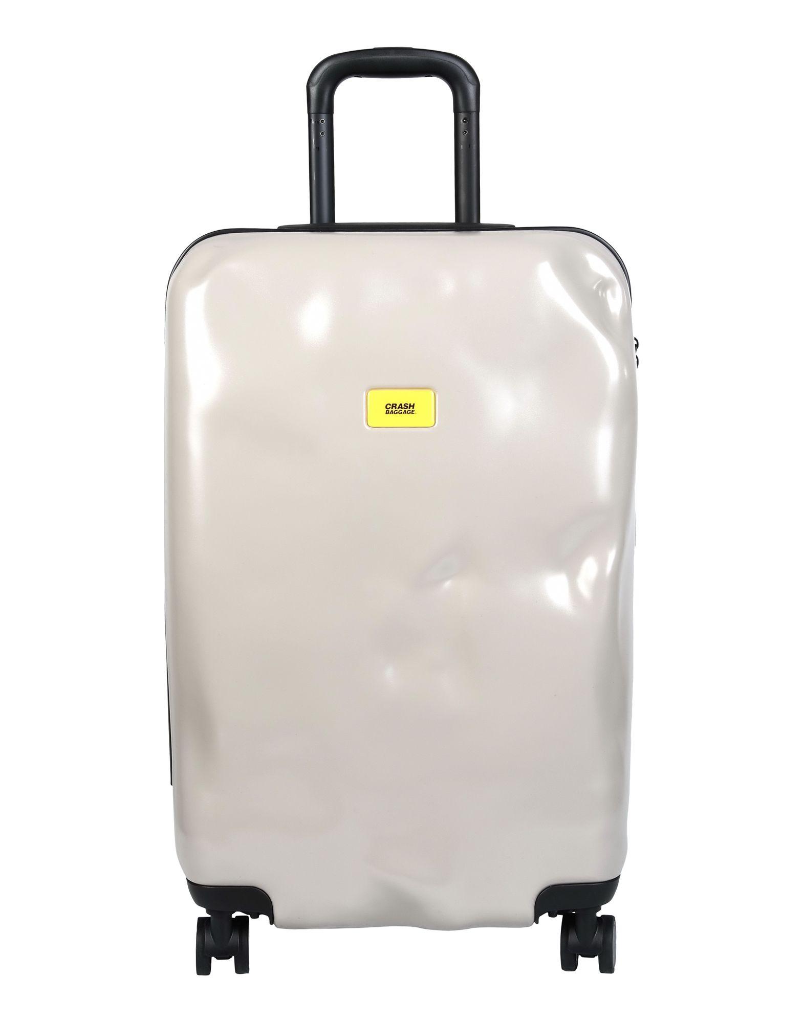 CRASH BAGGAGE Чемодан/сумка на колесиках чемодан samsonite чемодан 78 см base boost