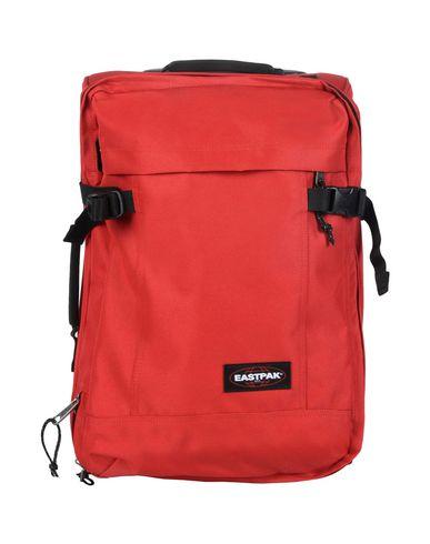 EASTPAK レディース キャスター付きバッグ レッド 紡績繊維